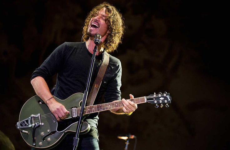 Chris Cornell @ Auditorium Parco della Musica - Roma
