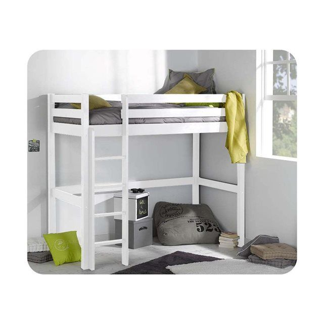 best 25 lit mezzanine 90x190 ideas on pinterest lit. Black Bedroom Furniture Sets. Home Design Ideas