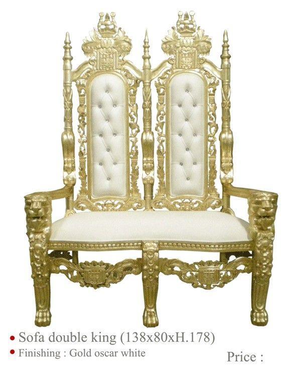 Best 12 fauteuil baroque rouge vente ou location images for Vente ou location