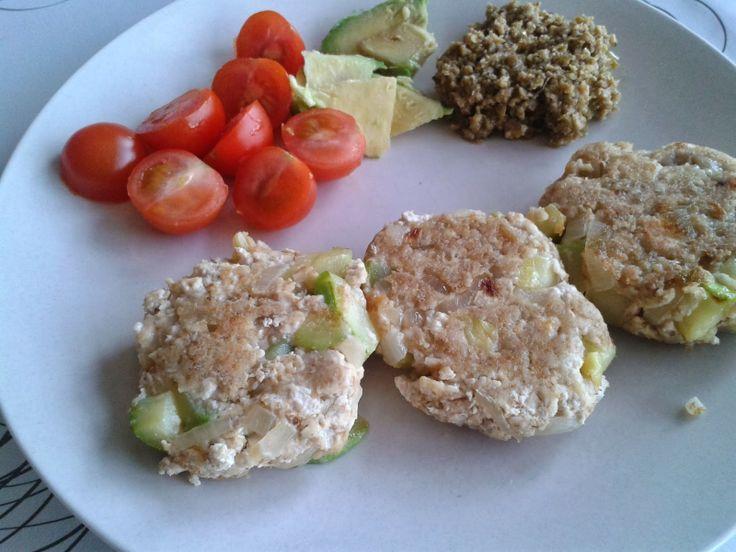 Hamburguesas de tofu y avena. #Receta #vegana