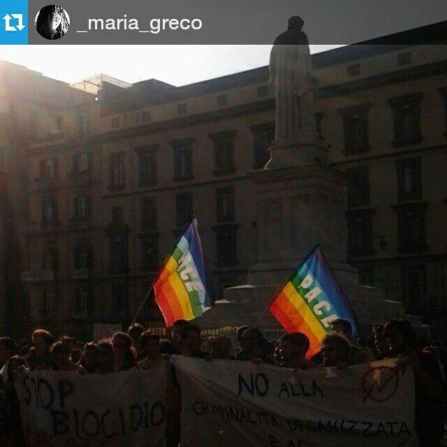 #noallacamorra #stopbiocidio #piazzadante #manifestazioneperlaterradeifuochi -------------------------------------------------------------'------------Segui @nt_socialfest_2015 usa l' hashtag #nontacerosocialfest per creare una galleria di voci contro la #camorra ・・・notizie del Non Tacerò social Fest nel link del bio ◇admin ↑↑ #legalità #camorra #nontacerò #noallacamorra #napoli #campania #cultura
