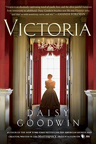 A rich, elegant historical fiction book to read about Queen Victoria. Victoria by Daisy Goodwin is a must-read.
