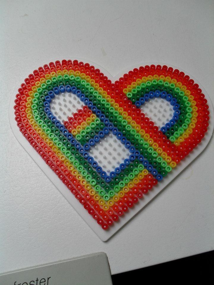 мозаика пюсла картинки сердечко рогатая многолетник