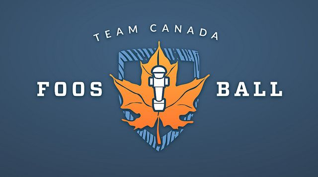 Team Canada Foosball