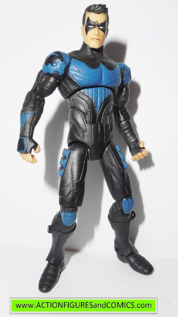 dc direct NIGHTWING INJUSTICE infinite heroes batman collectibles action figures