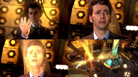 """Day 6 Doctor The End of Time. Part 1&2. """"I don't want to go"""" :'("""