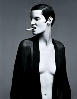 Iris, Vogue Germany