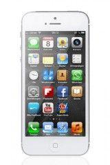 Apple iPhone 5 Smartphone 16GB (10,2 cm (4 Zoll) LED-backlit IPS-Touchscreen, 8 Megapixel Kamera, iOS 6) weiß Meine Gutscheine. Meine Deals. Mein Preis.