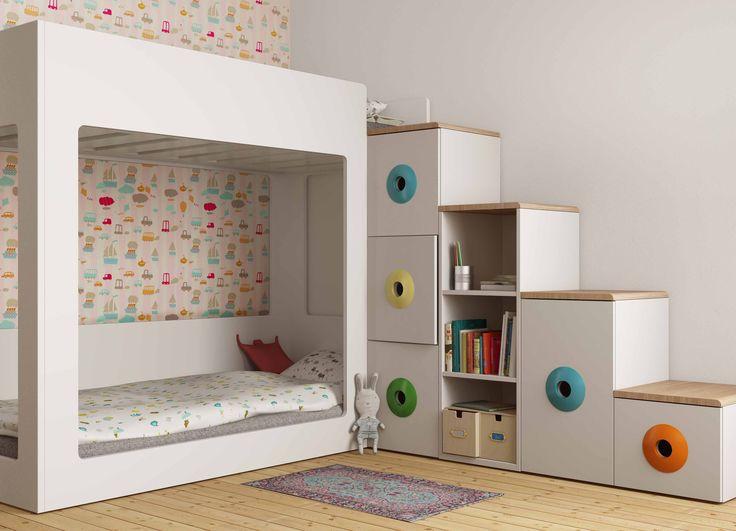 160 besten hochbetten f r kinder und jugendliche bilder auf pinterest jugendliche. Black Bedroom Furniture Sets. Home Design Ideas