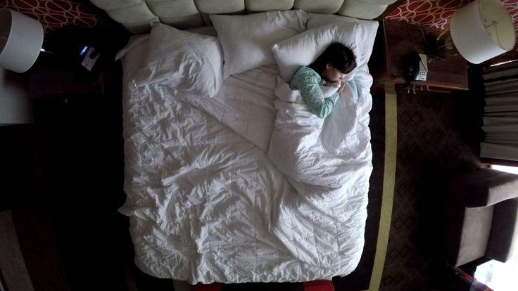 Dokumentar om søvn på NRK.
