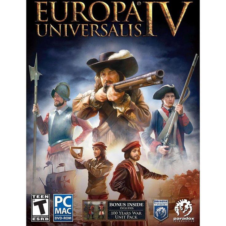 Europa Universalis IV (PC Games)