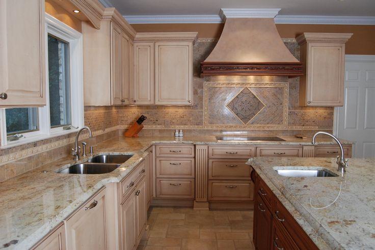 12 best kitchens with oak cabinets images on pinterest Small Kitchen Ideas Floor Tile Ceramic Tile Kitchen Floor Ideas