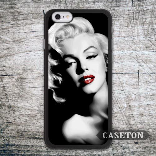 Marilyn Monroe Portrait  Case For iPhone 7 6 6s Plus 5 5s SE 5c and For iPod 5 High Quality Classic Star Phone Cover //Price: $US $2.99 & FREE Shipping //     #apple