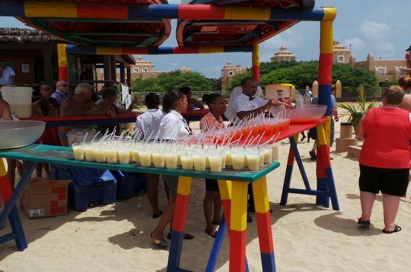 Beach Party - Island Of Sal - Cape Verde - Riu Funana