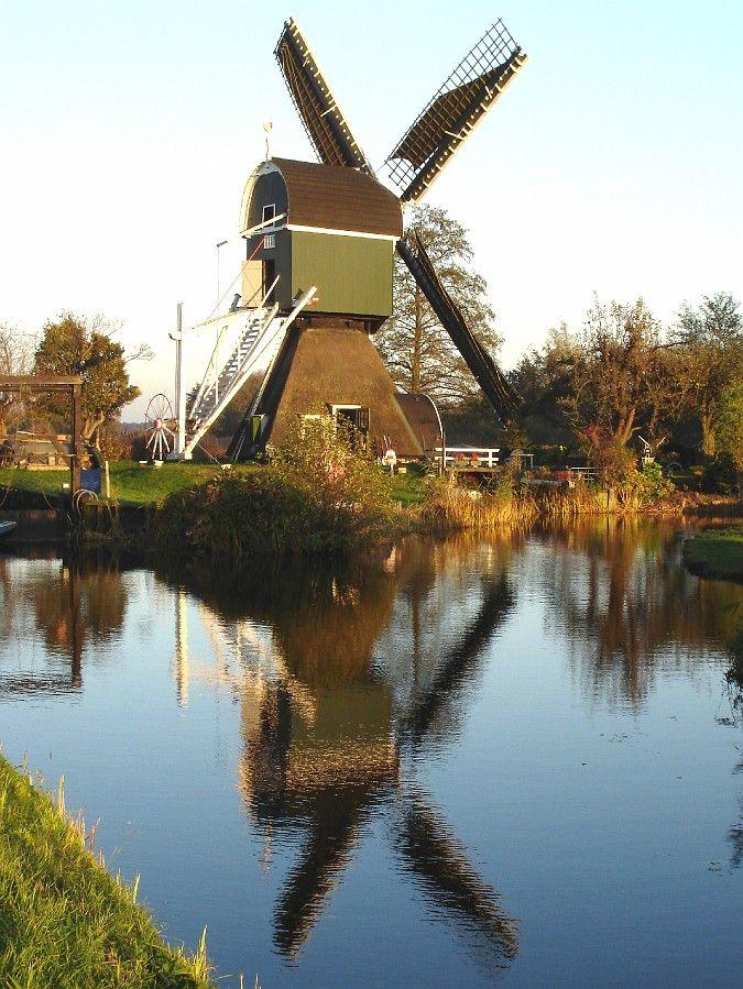 Molen De Trouwe Wachter, Tienhoven, The Netherlands