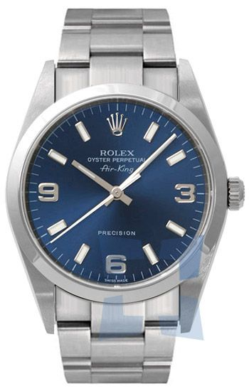 My favourite, Rolex Air-King