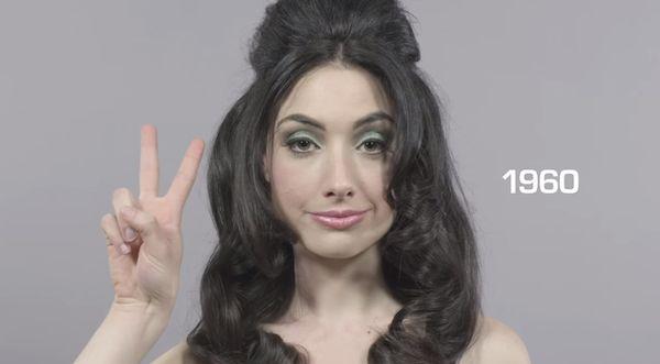 Ako sa za 100 rokov zmenil idol ženskej krásy - KAMzaKRÁSOU.sk #kamzakrasou #krasa #tutorial #beauty #diy #health #hair #hairstyle #uces