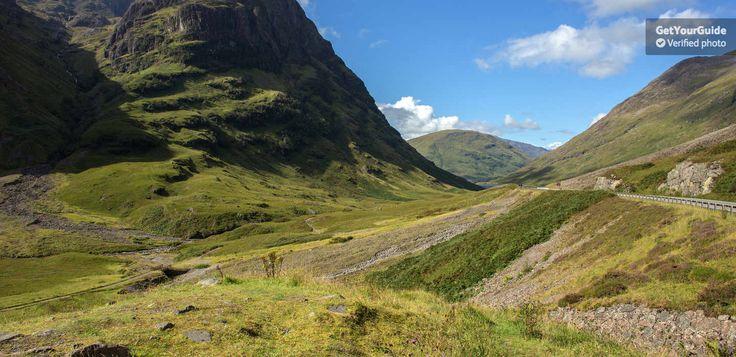Tour di Loch Ness e delle Highlands per piccoli gruppi