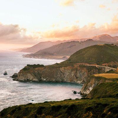Ultimate California Highway 1 Road Trip  - Sunset