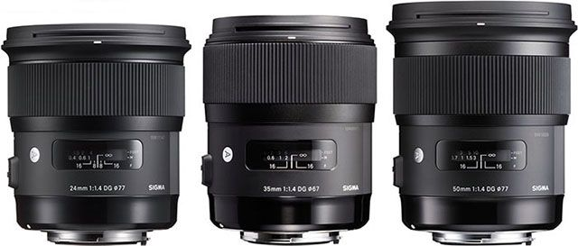 Sigma Art series primes