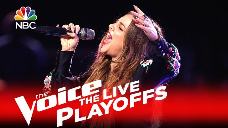 "The Voice 2016 Alisan Porter - Live Playoffs: ""Cry Baby"" She doesn't look like little Curly Sue anymore :)"