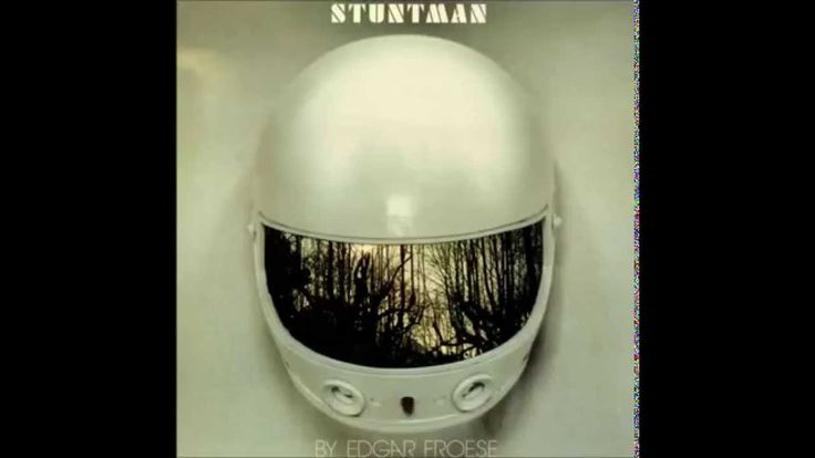 """Stuntman"" by Edgar Froese [[Entire Album]] 1979"
