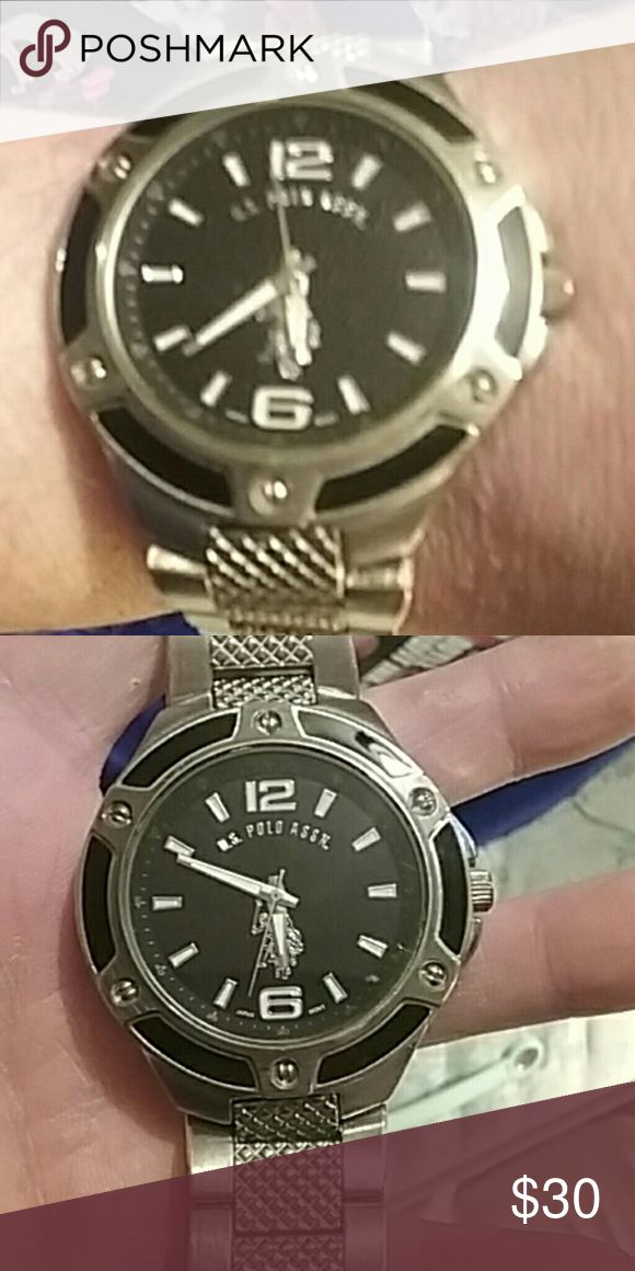 Polo watch great condition Matt Bernson Other