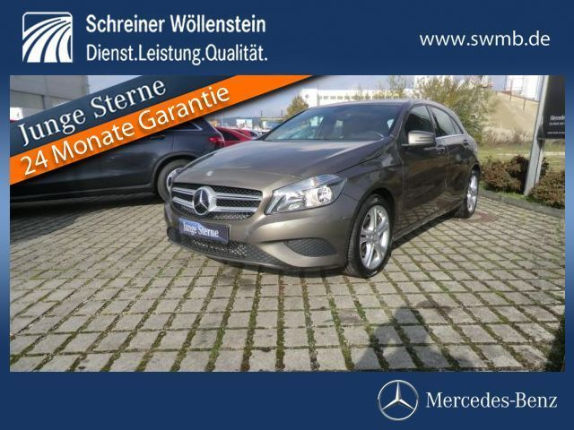 Mercedes-Benz A 180 Urban/Navi Vorrüst./Teilleder/SHZ/Klima als Limousine in Pocking