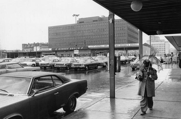 philadelphia  shopping center shopping  parking lot