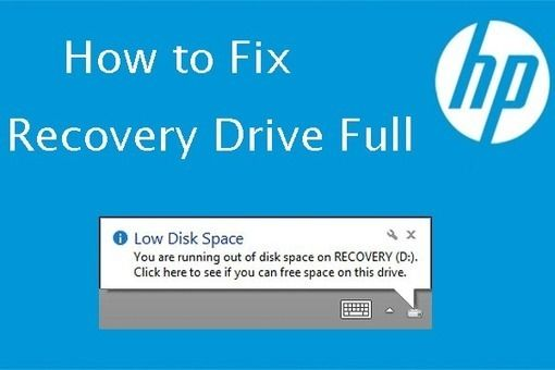 Hp Recovery Drive Full Windows 10 8 7 Here Are Full Solutions