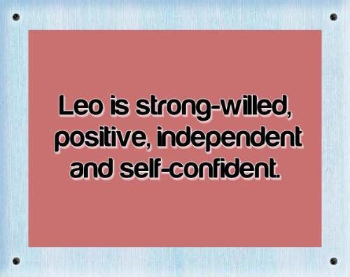 Leo zodiac, astrology sign, pictures and descriptions. Free Daily Love Horoscope - http://www.free-horoscope-today.com/free-leo-daily-horoscope.html