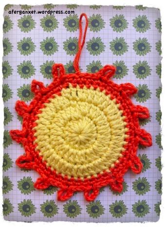 Sol solet! #crochet #ganxet #coto #diy #handcraft #cotton #ganchillo #algodon