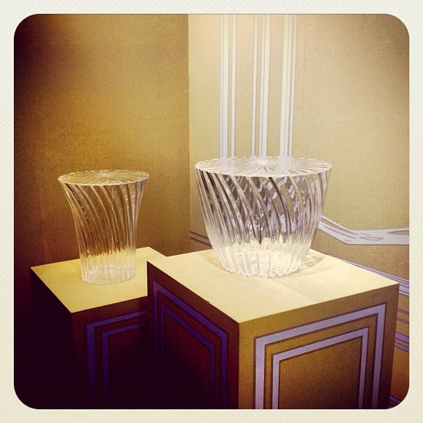 Salone 2013   Sparkle stool and table: two #jewels for the #home