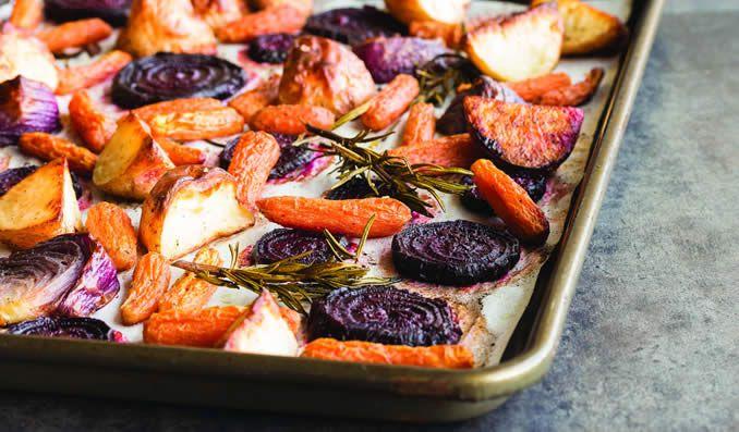 Oven-Roasted Root Vegetables Recipe - SaskMustard