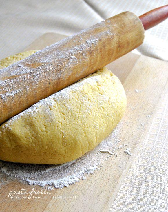 La ricetta della Pasta frolla ..e tutti i suoi trucchetti!