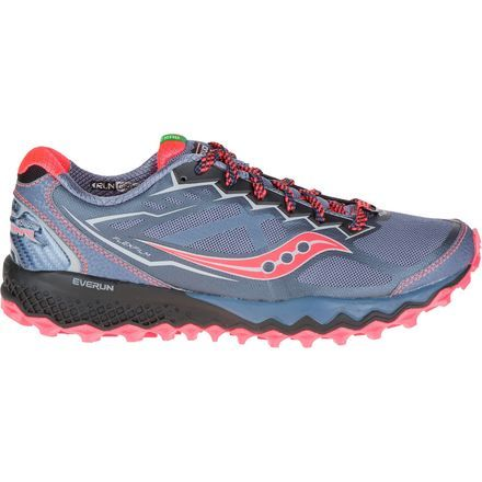 Saucony Peregrine 6 Trail Running Shoe #trail #running #hiking