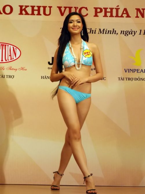 25th Birthday on 8 February 2015 Trần Thị Thùy Dung Vietnamese model.