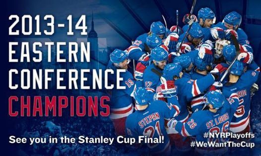 Sports Nut Emporium would like to congratulate the New York Rangers for making it to the Stanley Cup since their last time in 1994.