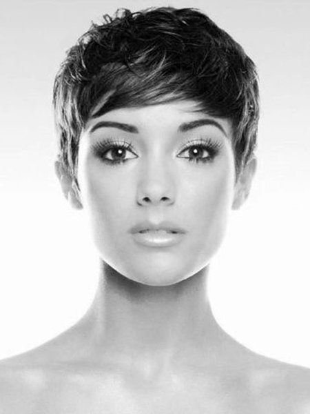 Groovy 1000 Ideas About Crop Hair On Pinterest Short Cropped Hair Short Hairstyles Gunalazisus