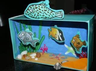 22 best images about diy fish tank crafts for children on for Fish tanks for kids