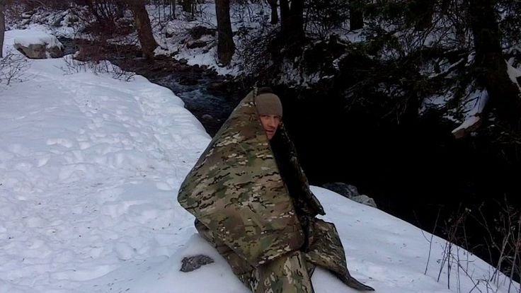 Personal Survival Blanket   Wilderness Innovation