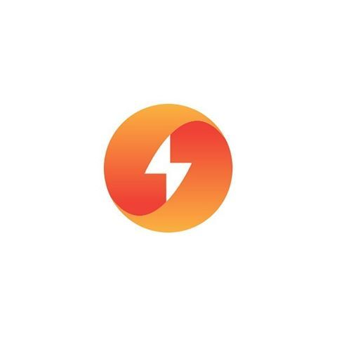 Electric Generator Service by Filip Lichtneker | http://ift.tt/2nquJKn - LEARN LOGO DESIGN  @learnlogodesign @learnlogodesign - Want to be featured next? Follow us and tag #logoinspirations in your post