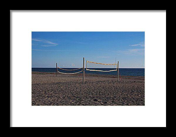 sand, volleyball, beach, sport, net, gulf, venice, florida, framed print, print, canvas, pillows, cards, tote bags