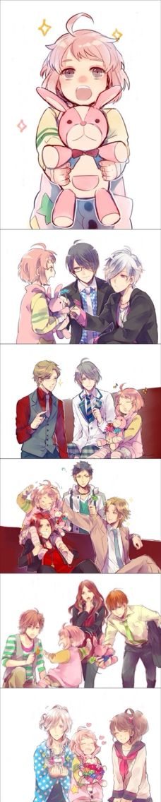 Brothers Conflict (っ・ω・)っ