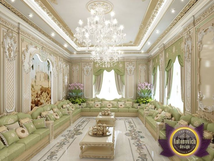 Interior living room design by Katrina Antonovich, Katrina Antonovich