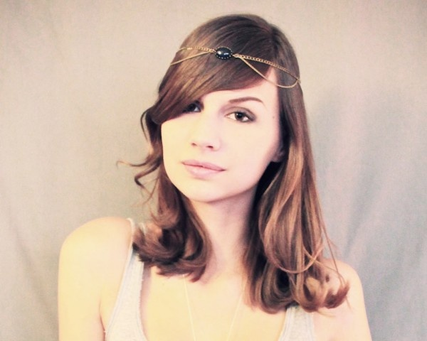 Headband créateur Secrets de Cailloux