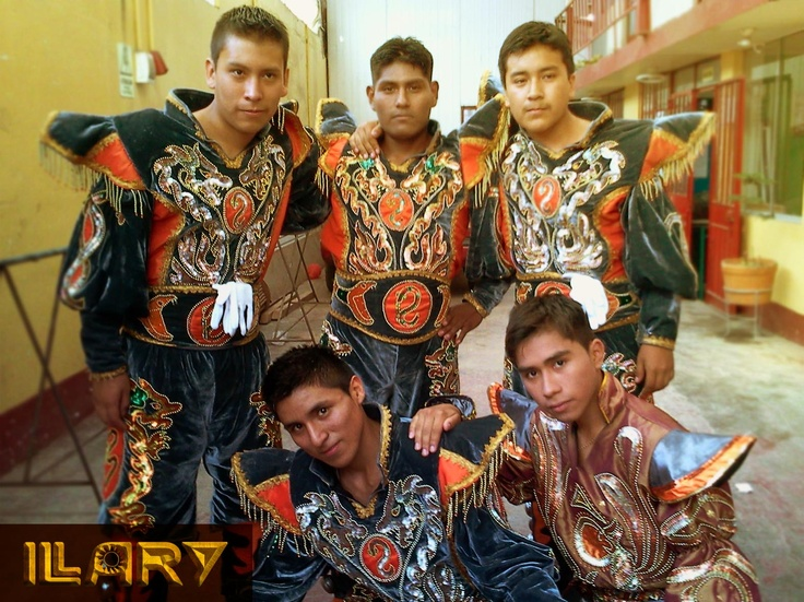 Nicolas, Luis, Gean, Vargas & Yordan