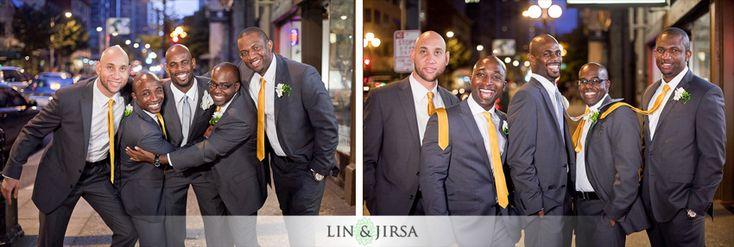 Hotel 1000 & Pravda Studios Seattle Wedding   Ernie & Abiade