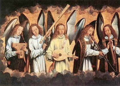 Lyrics and Melodies of Traditional Catholic Hymns