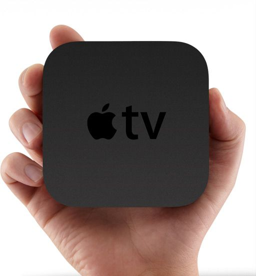 AppleTV, un petit boîtier qui vous ouvre vers l'avenir de la télé...